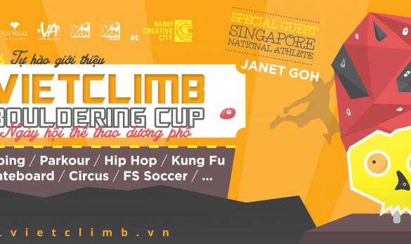 Vietclimb - Facebook Cover Event